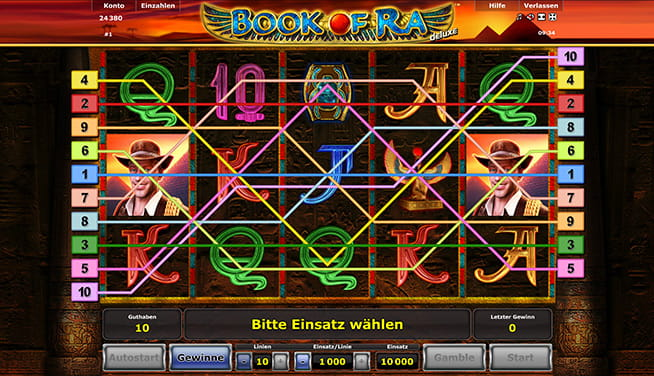 Quasar Gaming Book Of Ra Deutschland